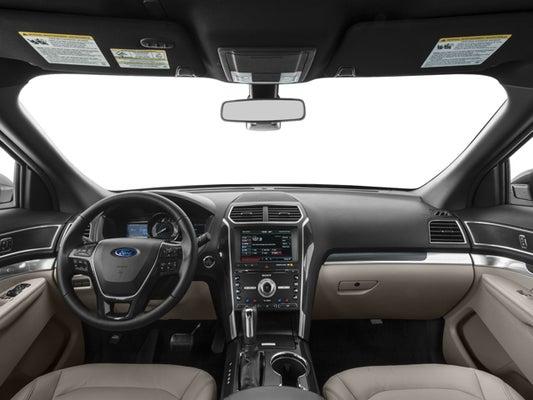 Ford Explorer Limited >> 2017 Ford Explorer Limited